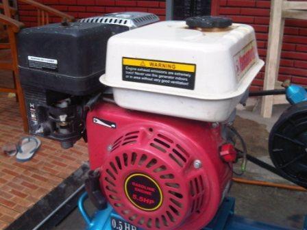Kompresor Murah second Super Power 0.5 HP Engine
