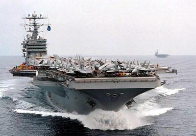 Proses Pembuatan Kapal Induk Dan Cara Kerja Kapal Kaskus