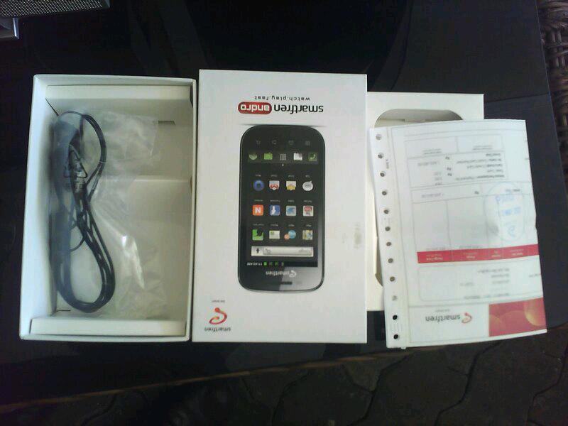 smartfren andro E910
