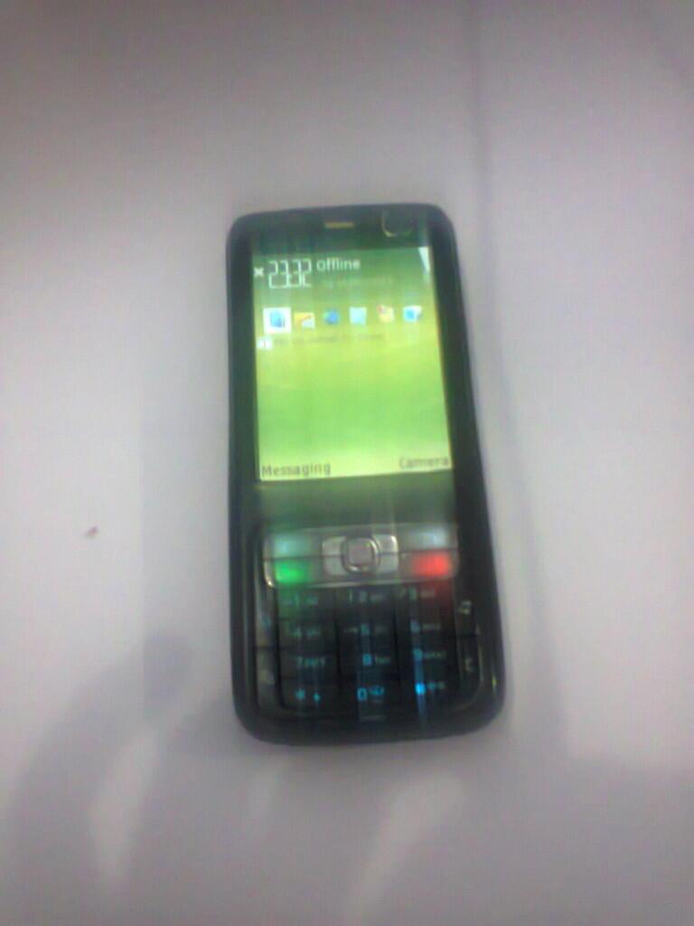 Nokia N73 Music Edition mulus