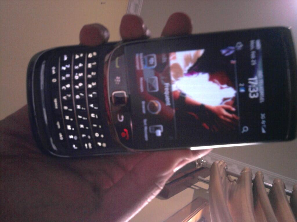 blackberry torch 9800 ex TAM
