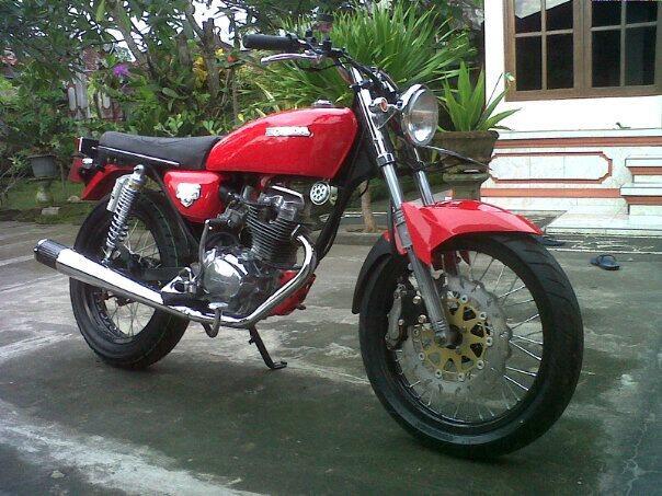 Honda CG 110 1983