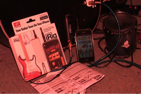 iRig iphone bandung