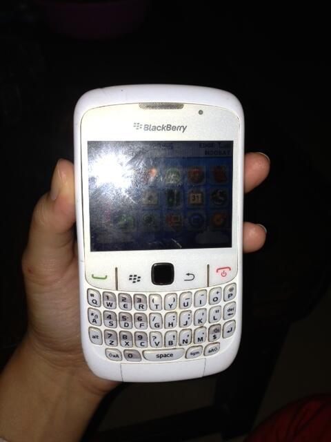 WTS / Jual Blackberry 8520 Gemini Tawar Sesuka Anda