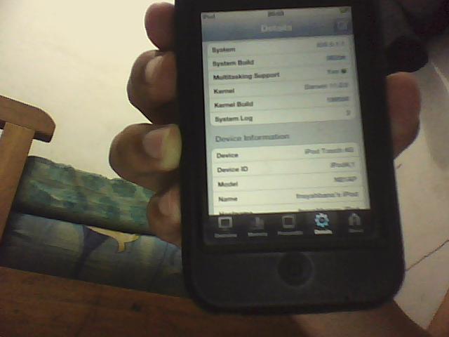 WTS IPOD TOUCH 4th GEN Black 32GB JB (Nego)