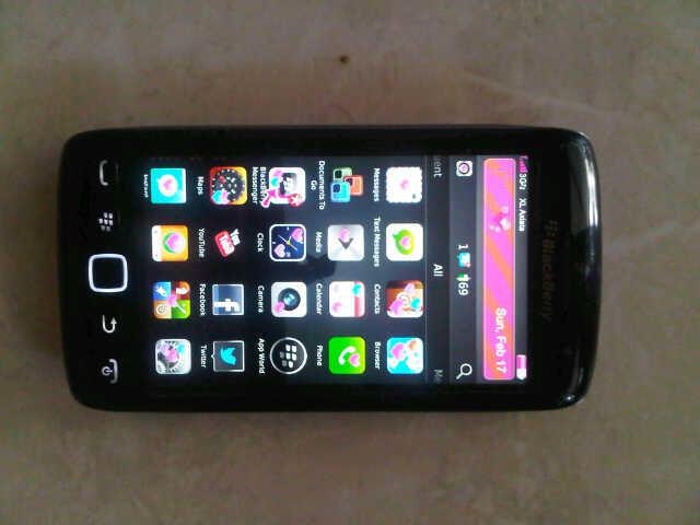blackberry torch 3 (monza) 9860