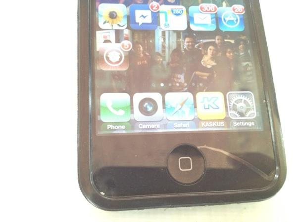 Iphone 4G, Rp 3.500.000
