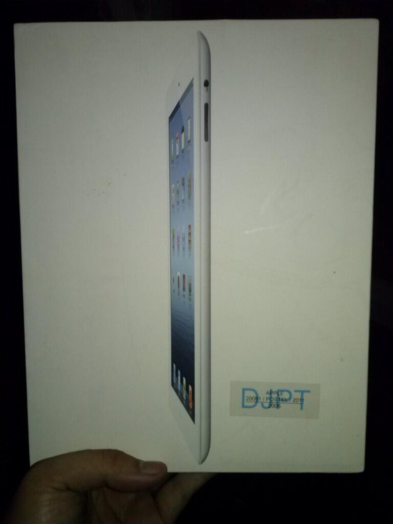 iPad 3 Mulus & Mantap!!!