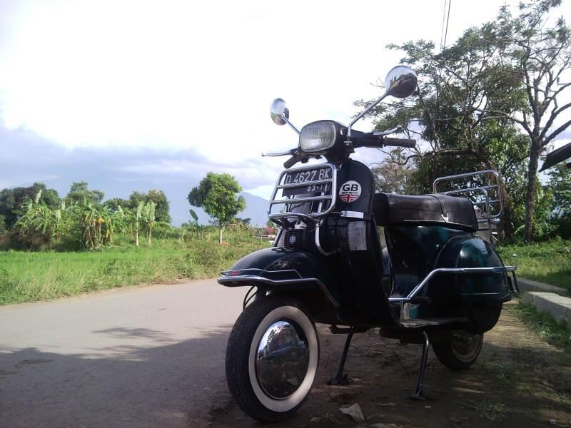 vespa px Exclusive 2 1996 (Bandung)
