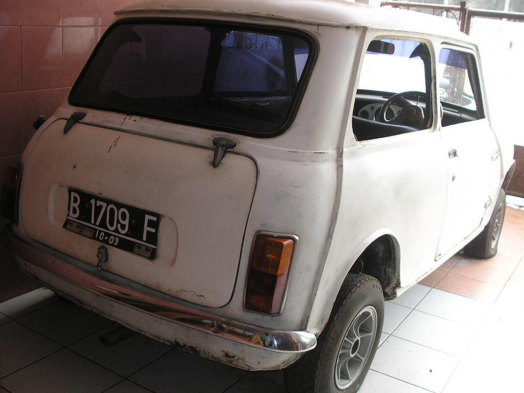 Morris Mini Cooper 1961