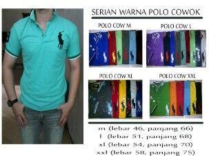 READY Murah Meriah iBajui Polo iGiordanoi FredPerry