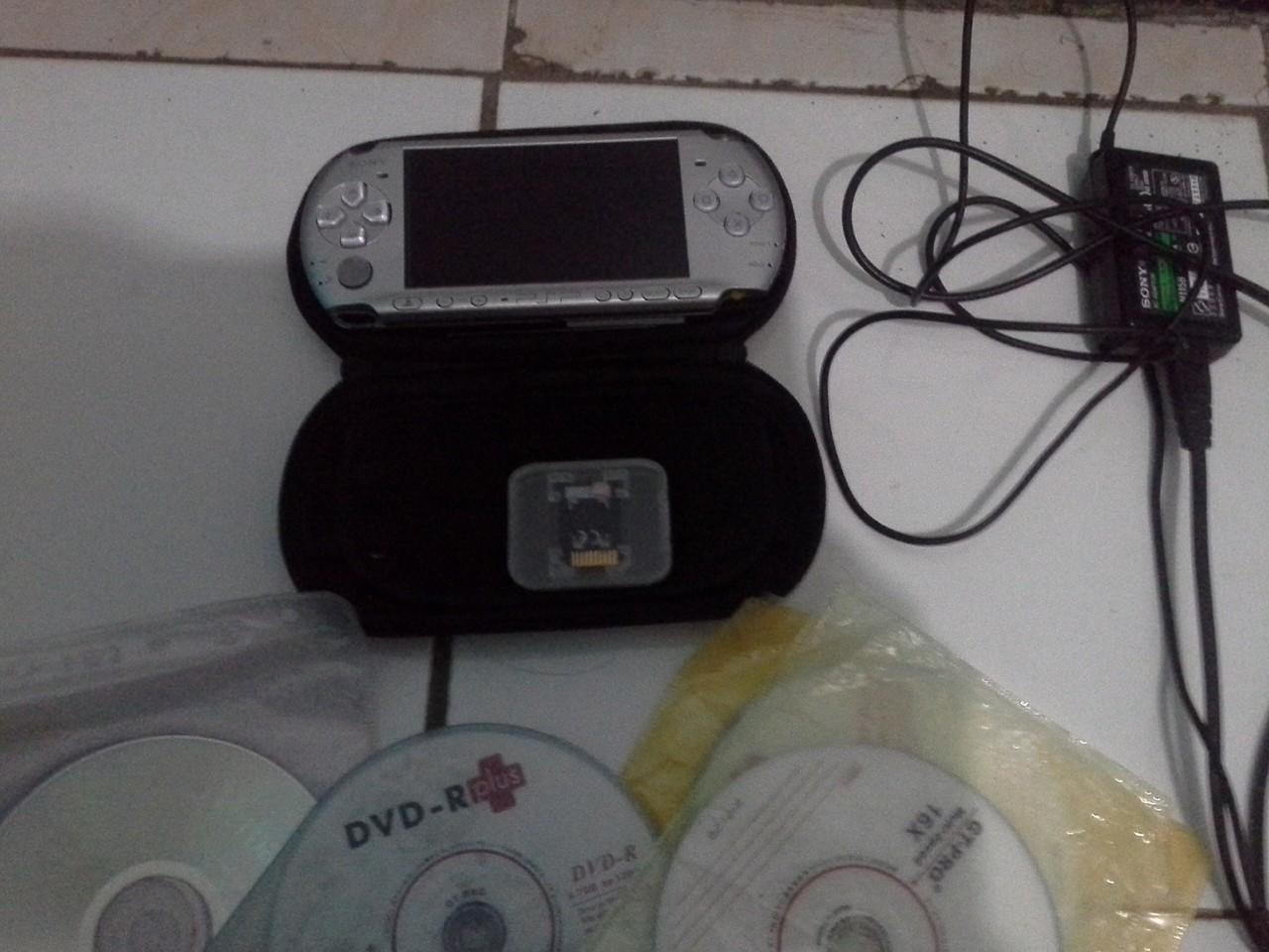 PSP 3006 Murah memory magic gate supported banyak bonus