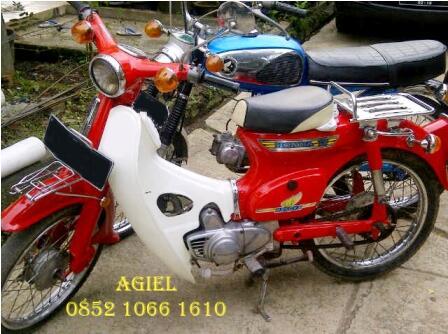 Honda S90 dan C70 Asikkk