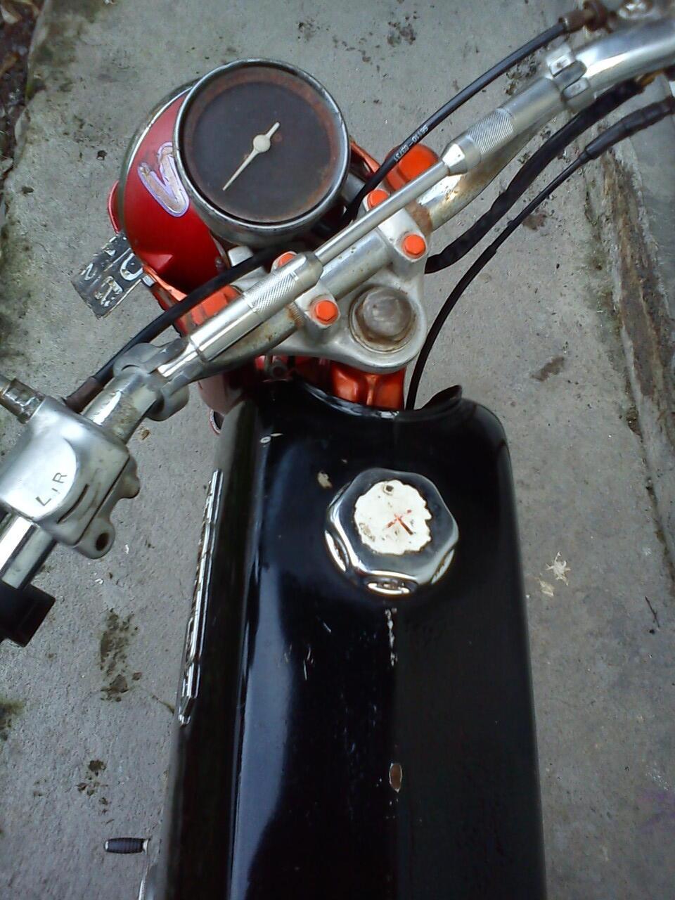 Honda Benly s110 1974 Semarang