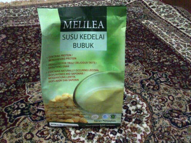 Melilea Soya Bean Organic 500 Gram