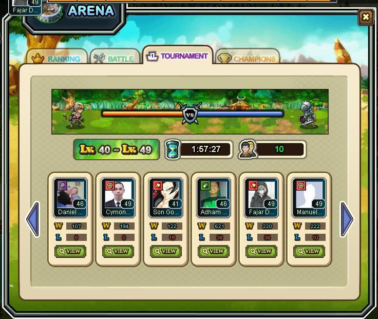 [Facebook - Social RPG] Sword & Magic