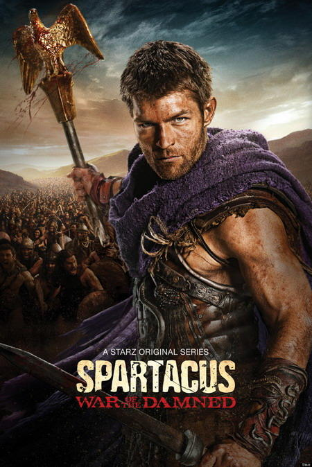 DVD Film serial SPARTACUS Murah