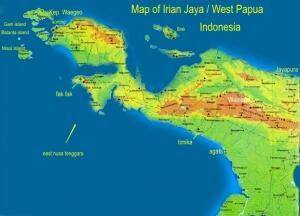 Asal Muasal Nama Papua dan Irian Jaya