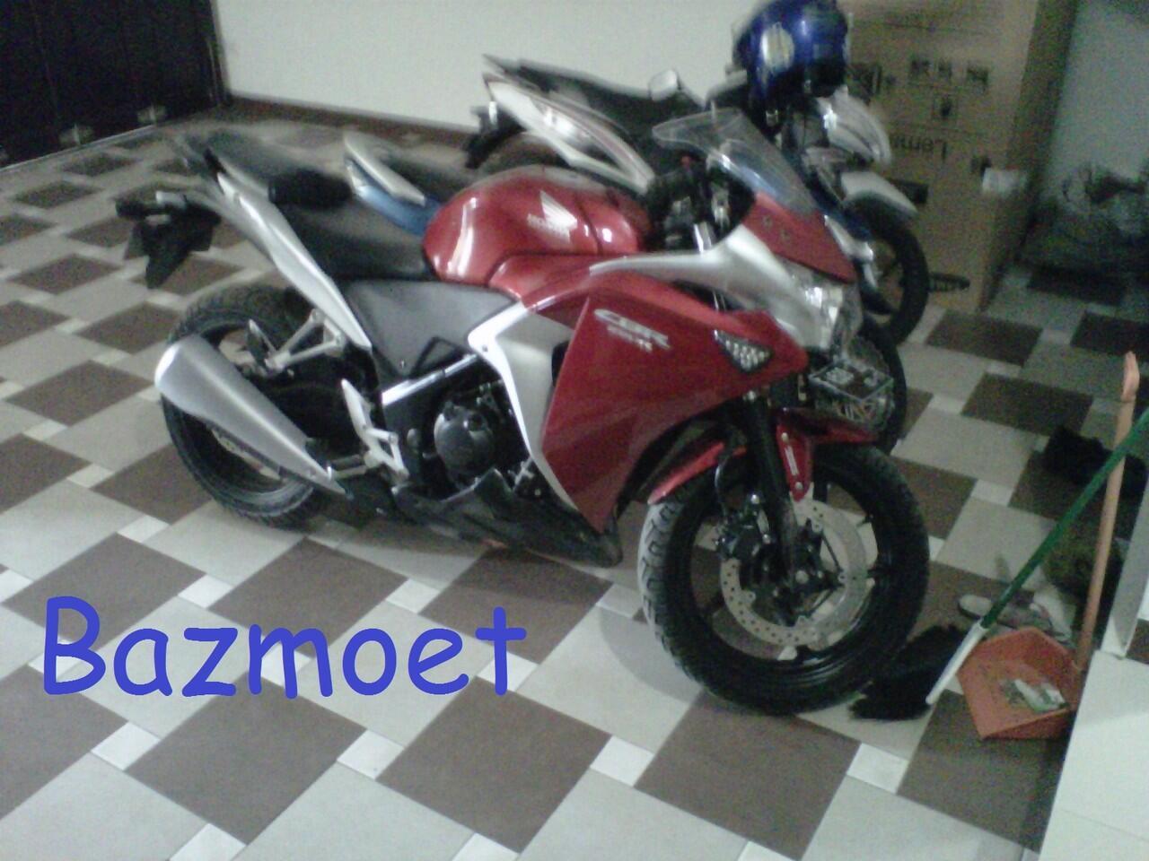Jual CBR 250 2012 Bulan 5 Non Abs