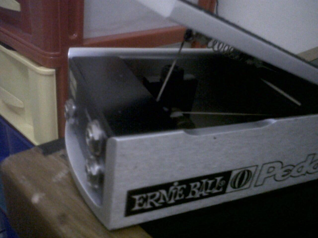 jual pedal volume ERNIE BALL 250K mono Volume pedal