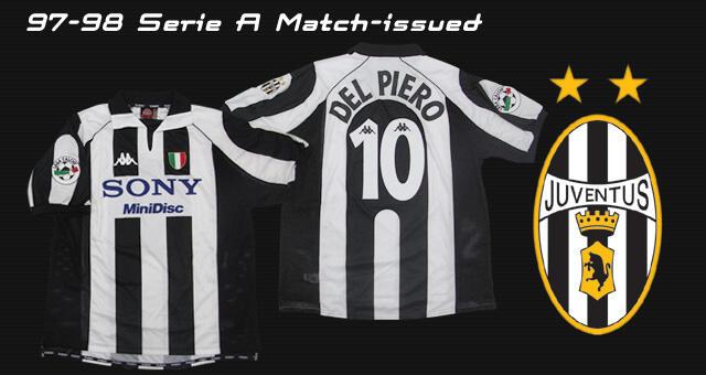 Jersey Juventus retro 97/98 Centenary or Jeuventus UCL champions 95/96