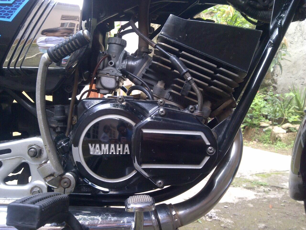 rx king 2004 termulus se indonesia + PAKAK PANJANG