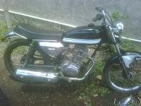 Honda CB100 Modif Basic gl100
