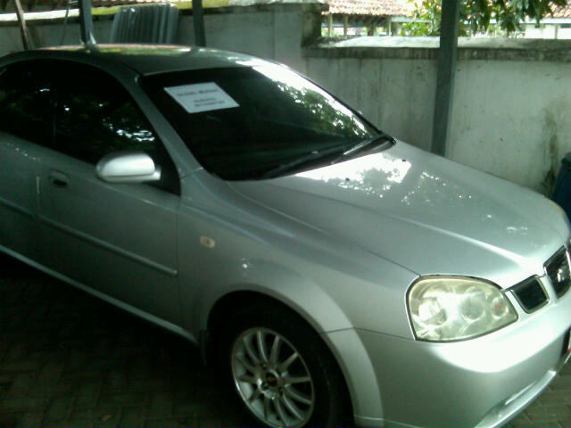 CHEVROLET optra 2004 so sweet...