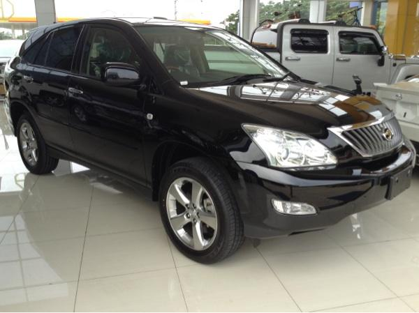 NEW HARRIER 2.4 L PREMIUM 2013