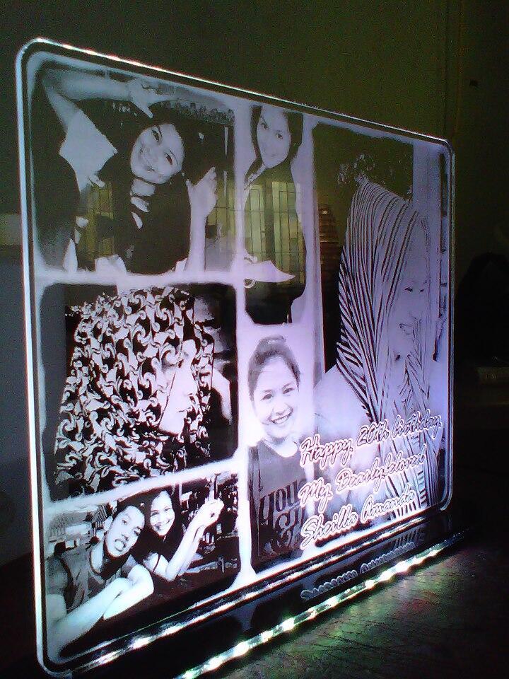 ★★★Lampu Hias, Lampu Tidur, Foto Hias, Souvenir, Hadiah Ulang Tahun, Bingkisan★★★