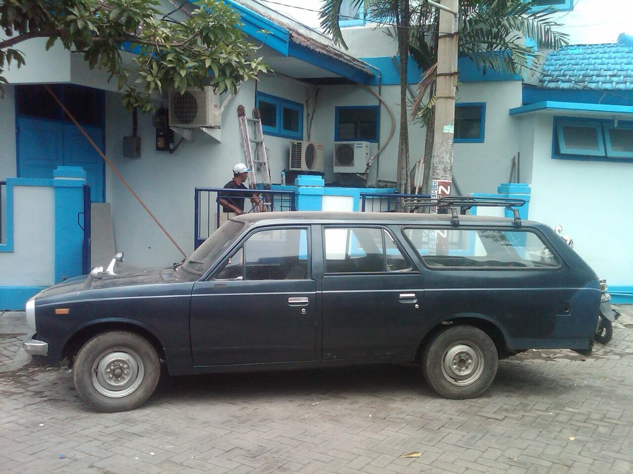 TOYOTA HILUX 1500CC 1977