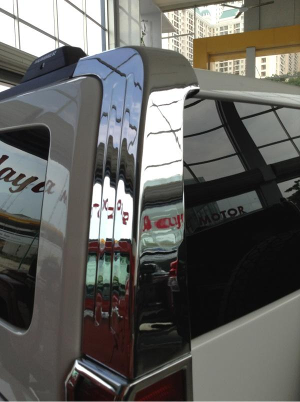 READY ACCESORIES HUMMER H2 & H3
