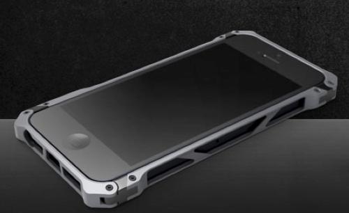 Casing almunium bumper Element case - Sector5 iphone 5
