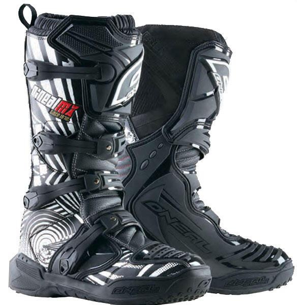 Sepatu Cross Oneal Boot Element Panic 2013