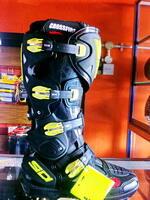 ##Penggemar Motorcross & Enduro Adventure_Sepatu Cross SIDI Original ##