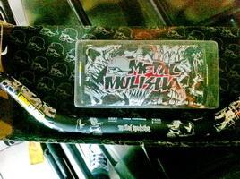 ## Handlebar PROTAPER Special Edition Metal Mulisha ##