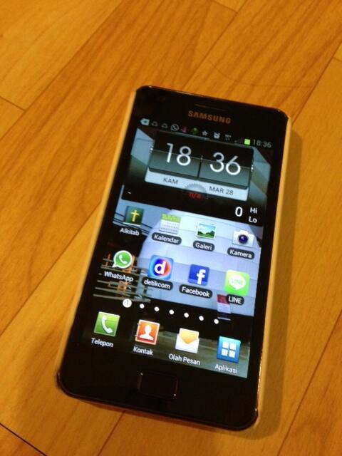 Jual Samsung Galaxy S2