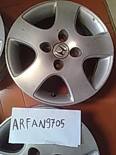 VELG HONDA CITY RING 14 PCD 100 LUBANG 4. MARGONDA