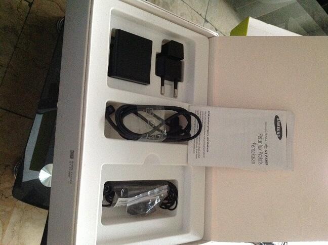 Jual Galaxy Tab 8.9 GT-P7300 cod Bandung