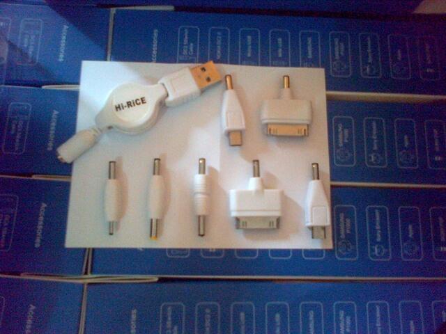 Ready Power Bank Hi Rice 18000, 13000 transformer, 11200, 5600 COD REKBER JAKARTA