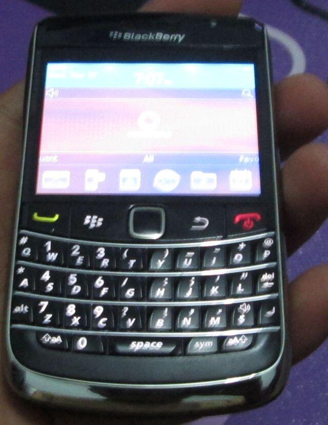 bb / blackberry bold 9700 alias onyx 1