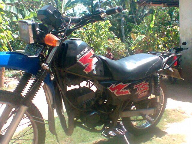 Suzuki ts 125 th 1996