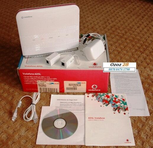 Terjual Jual Router Wifi Vodafone Huawei HG553