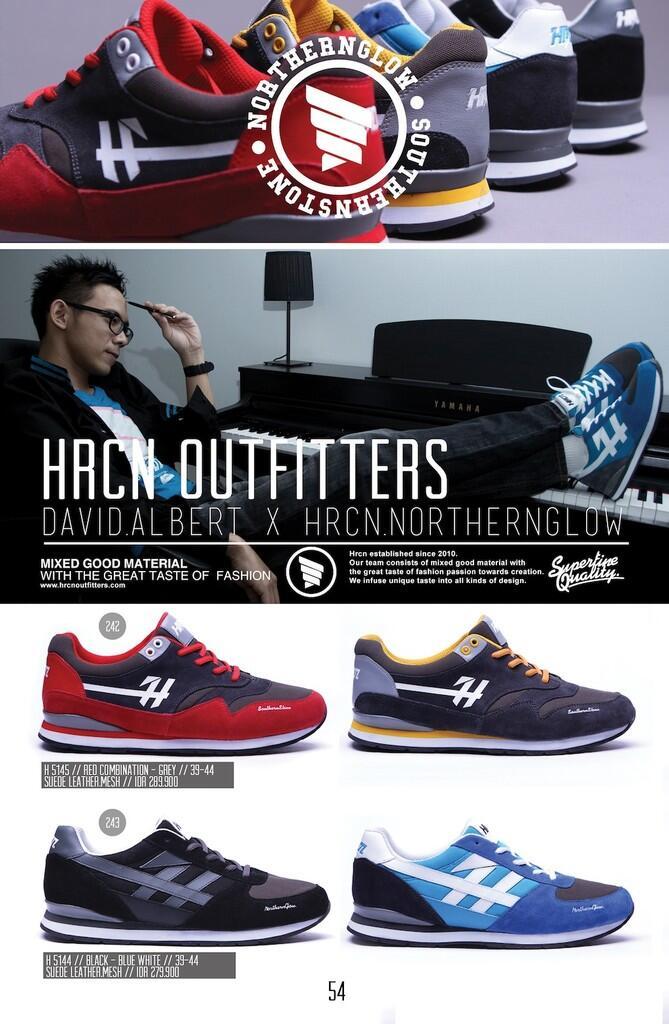 HRCN Premium Shoes for Pop Culture