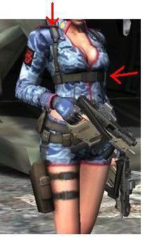 Alat (gear) yang di pakai polisi/detektif