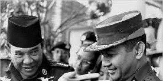 5 Dosa Soeharto pada Soekarno