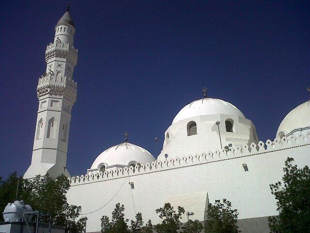 Fakta Unik Tentang Masjid Quba