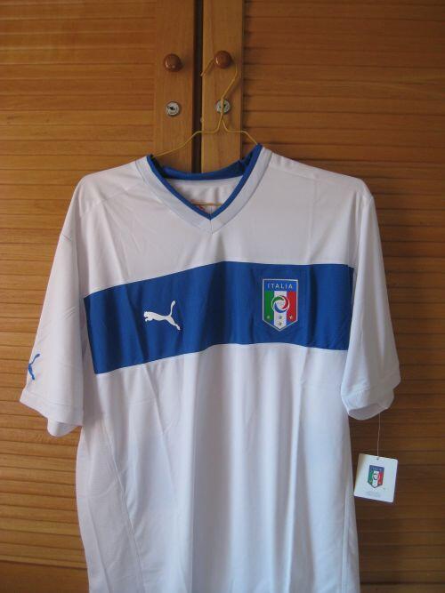 jersey Italia Away EURO 2012 NEW BNWT