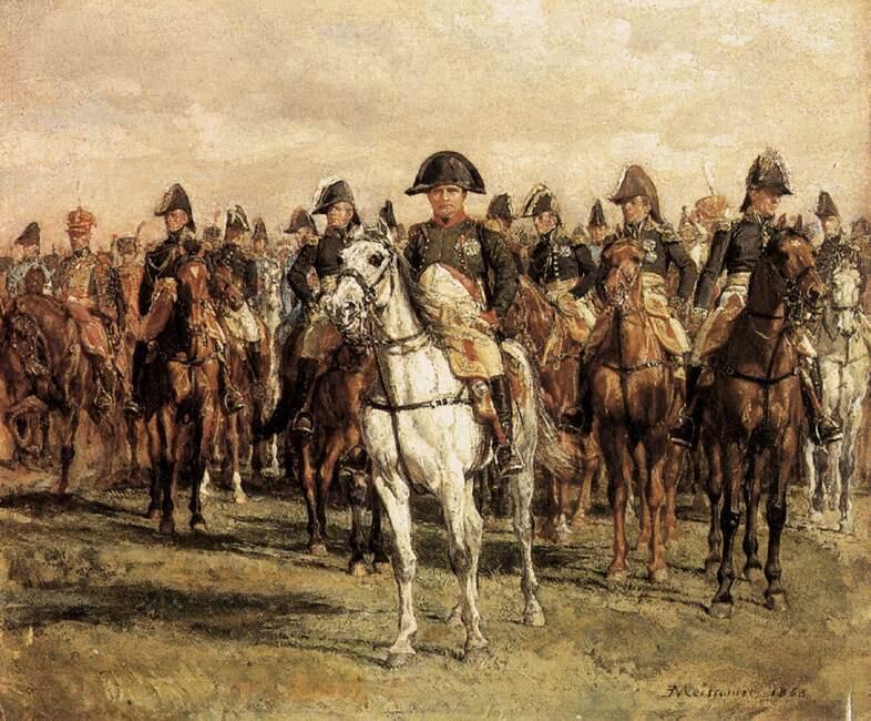 Penyakit Flu Napoleon Bonaparte Yang Menyebabkan 1200 Tentara Mati