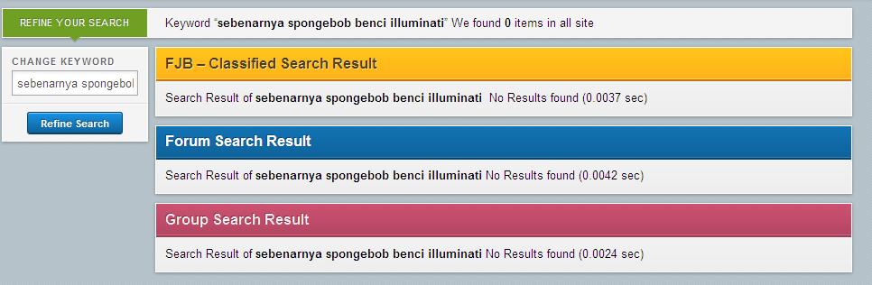Sebenarnya Spongebob Pembenci Illuminati!